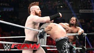 The Lucha Dragons vs. Sheamus & Rusev: Raw, February 29, 2016