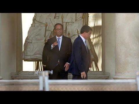 Valls II: Emmanuel Macron remplace Montebourg, Belkacem à l'éducation