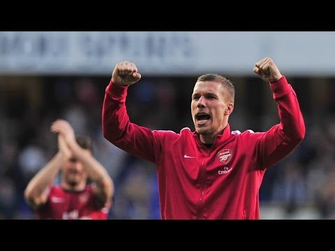 Lukas Podolski - How You Love Me (2013-14)