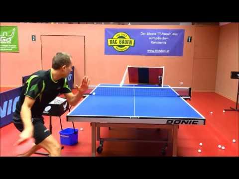 Tischtennis- Returnboard