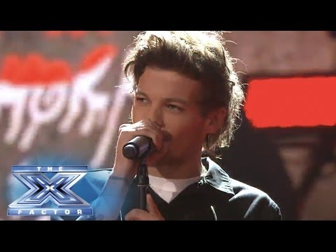 Finale: One Direction Performs midnight Memories On The X Factor - The X Factor Usa 2013 video