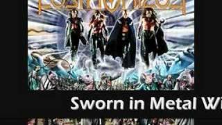 Watch Lost Horizon Sworn In Metal Wind video