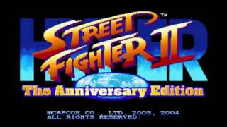Hyper Street Fighter II Music - Ready To Fight (Vocal Staff Roll)