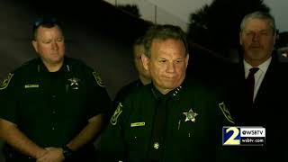 RAW VIDEO: Broward County Sheriff confirms 17 deaths in high school shooting