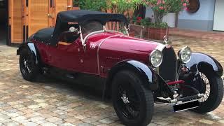 Bugatti Type 38 de 1926