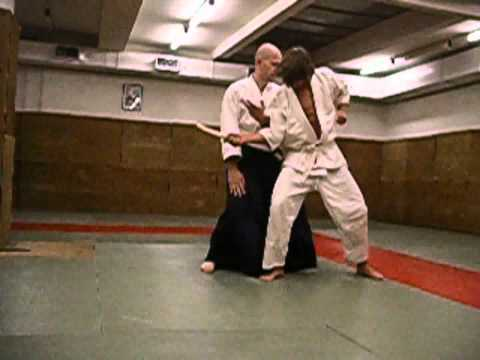Jak probh trnink Aikido? How does the aikido training looks like? Image 1