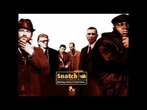 Snatch Soundtrack - Fucking In The Bushes - Oasis video