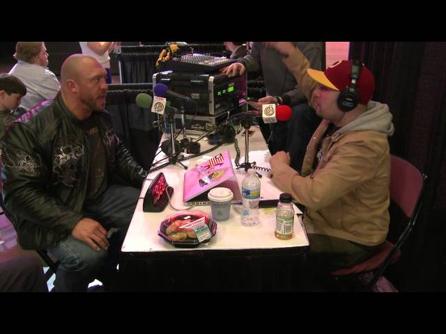 Ryback: Wrestling with Rosenberg Wrestlemania Spectacular