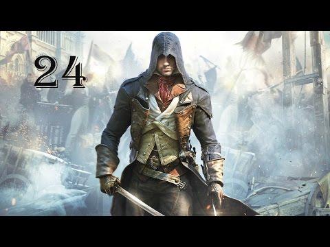 Прохождение Assassin's Creed Unity (Единство) — Часть 24: Карьера Ассасина (Латуш)