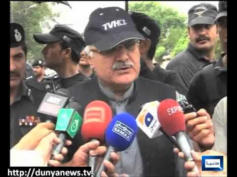 Dunya News-03-09-2012-Peshawar Blast Near US Embassy