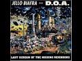 jello biafra with d.o.a. de [video]