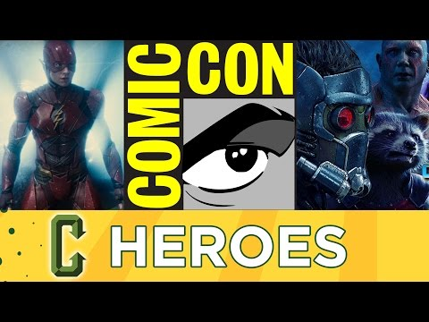 San Diego Comic Con 2016 Wrap Up! - Collider Heroes