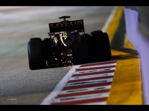 F1 2013 (PC)  13/19 Singapure-Marine Bay   100% Race