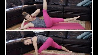 Metabolic Core Mat Workout