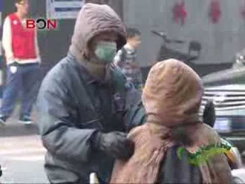 Fighting the Effects of Air Pollution in China by Eating Pig's Blood and Pears!