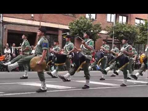 Desfile BRIPAC Viernes Santo 29 03 13 en Murcia