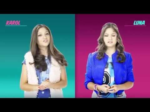 Soy Luna   Who is Who? - Karol Sevilla as Luna Valente [English Subtitles]