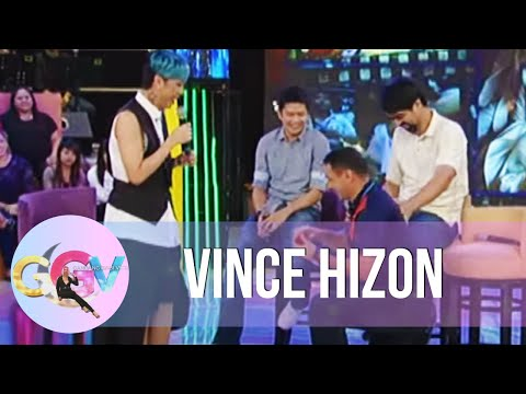 Vince Hizon Re-enacts Wedding Proposal To Vice Ganda video