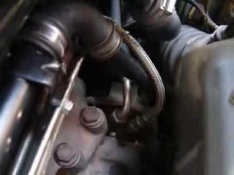 SAI, SAIP. Secondary Air Injection Pump sound after repair