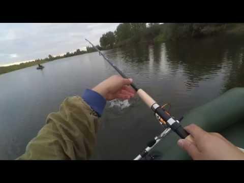 рыбалка на озере на тарангуле