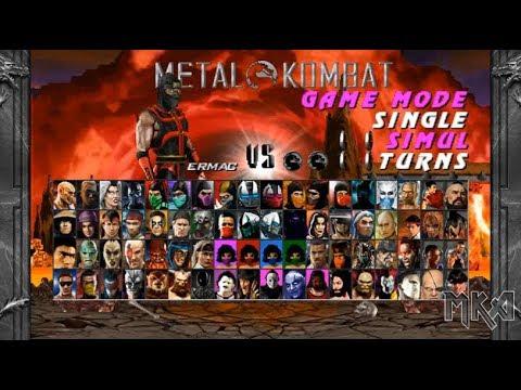 Metal Kombat (TNT) by  FATALIGEIST with download link
