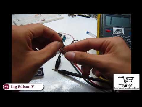 Testeo de componentes electronicos