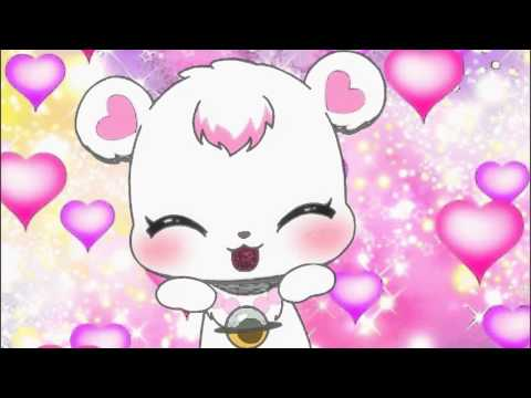 my top 6 fave pets fromall jewelpet shows