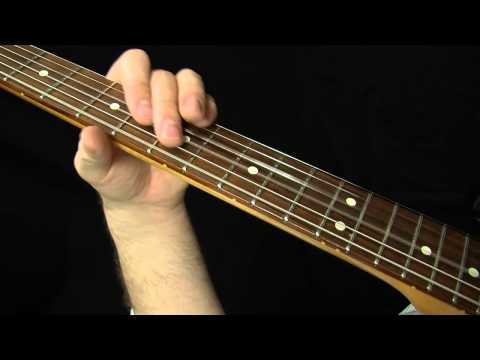 Lessons - Blues - Funky Blues