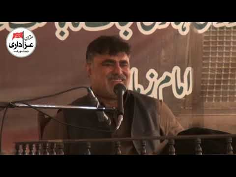 Zakir Nasir Abbas Notak | Majlis 12 Rabi Awal 2018 | Yadgar Masiab |