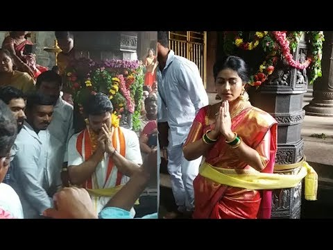 Ramcharan, Boyapati Visits Simhachalam Temple || Movie Shooting || Visakhapatnam