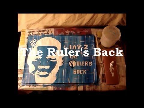 Jay-Z - The Ruler's Back (Art/ Illustration)