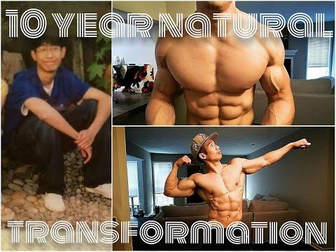 John cena body transformation
