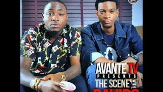 Avante TV - Davido on 'The Scene' with Lumi D