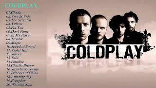 PLAYLIST Kumpulan Lagu Coldplay Terbaik Sepanjang Masa