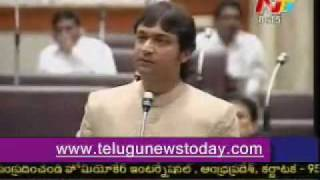 MIM Floor Leader  Akbaruddin Owaisi excellent speech on telangana issue