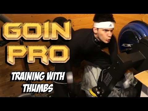 Obesity | Goin pro: Training with Thumbs #7