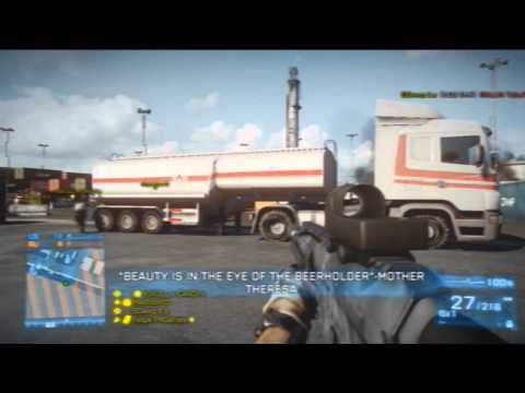 2x Battlefield 3 - Trolls Motafoca e Chacina de Enemy's Spoted
