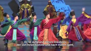Shen Yun Performing Arts: Zuschauer-Feedbacks Europa 2012
