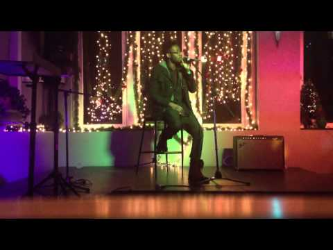 Crissanji - Under My Tree (NSYNC Cover) (Holiday performance at Lilly's Pad New Haven, CT)