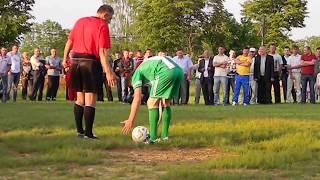 Космач-Росільна -- Дзвиняч.1/8- Кубок.Серія пенальті.