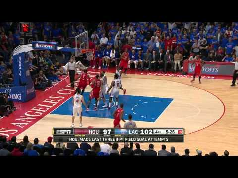 Rockets Force Game 7 with Furious 4th Quarter Rally