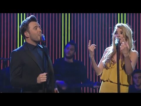 Shane Filan and Nadine Coyle - 'I Could Be' | The Ray D'Arcy Show | RTÉ One