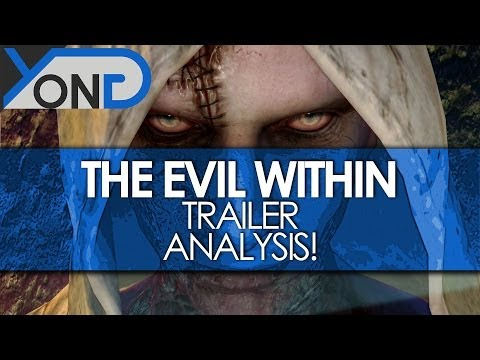 The Evil Within - PAX 2014 Gameplay Trailer Analysis! (Corrections Added