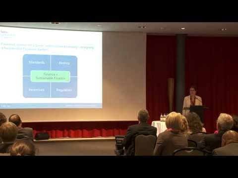 Swiss Finance in a Changing World 2015: Keynote from Sabine Döbeli