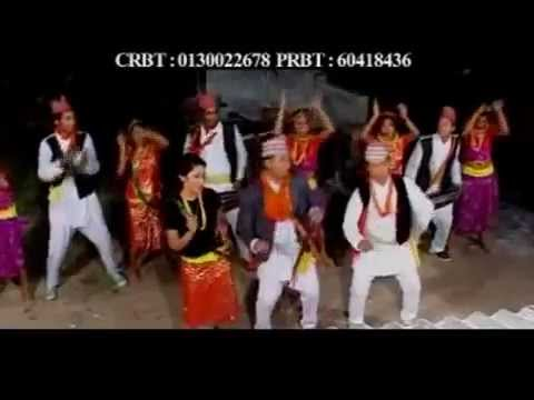 New Nepali Tihar Deusi Geet-2012 Laxmi Le Bas Garun Sadhai Var-by Arjun Kaushal And Tika Pun video