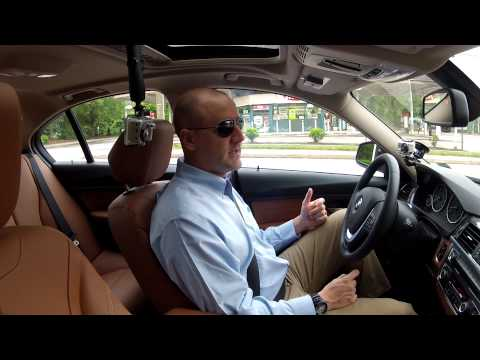 2013 BMW 3 Series - 328xi - Test Drive - Video Review - Driving Review