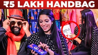 Thalapathy's Costume Designer Handbag Secret Revealed   Joy Crizildaa   What's Inside Your Handbag
