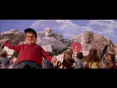 Team America's Ghost Of Michael Moore Future