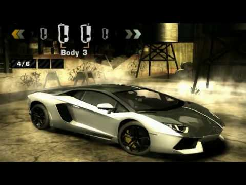 NFS Most Wanted: Car Mods [2014] [DOWNLOAD]