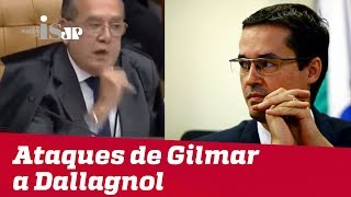 O ataque de Gilmar Mendes a Deltan Dallagnol
